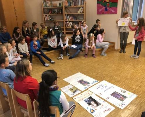 Schulparlament VS9 Klagenfurt
